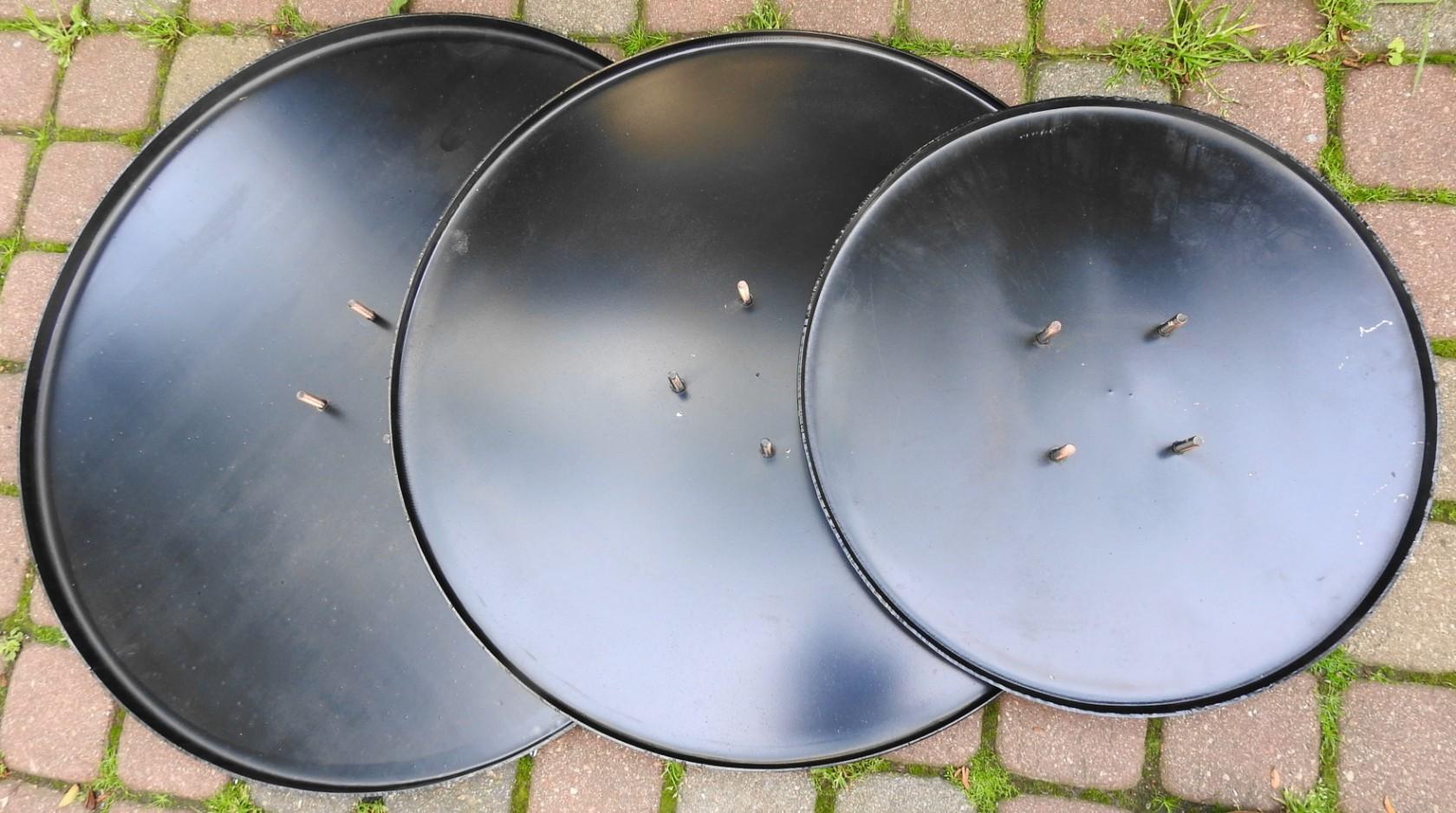 Dyski zacierające (48,60,70 cm) produkcji Dekor Poznań