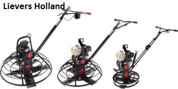 Zacieraczki spalinowe Lievers Holland - 600; 750; 900